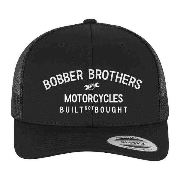 Built Not Bought Trucker Cap