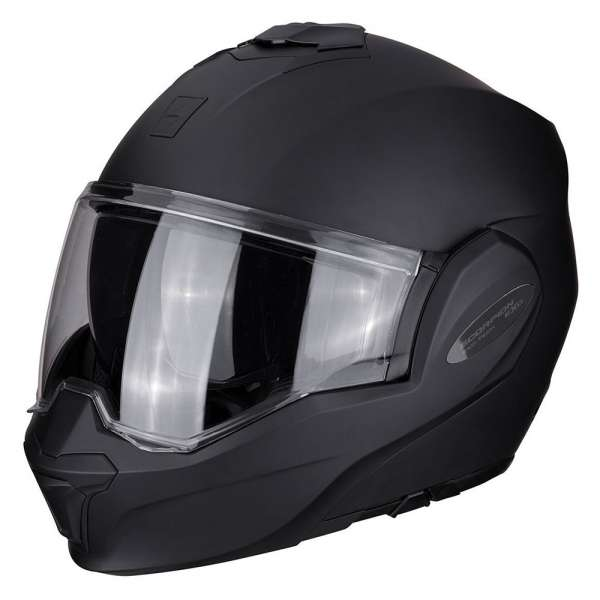 Scorpion Exo-Tech Solid Klapphelm schwarz matt