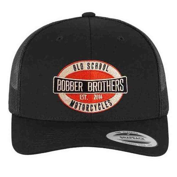 Vintage Logo Trucker Cap