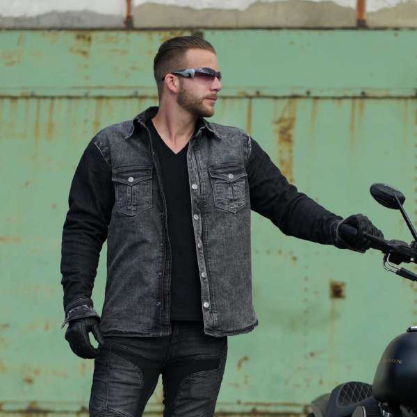 """Jeanshemd Motorradhemd """"Jack the Tripper"""""""