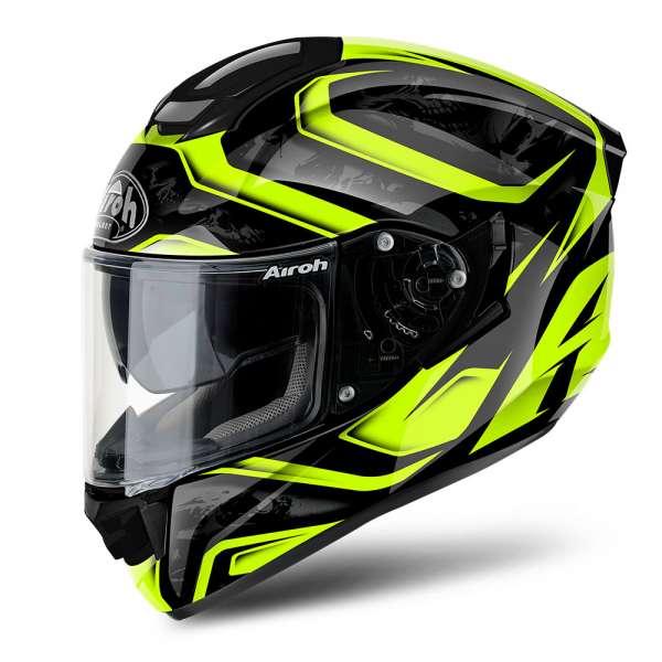Airoh ST 501 Thunder Helm yellow