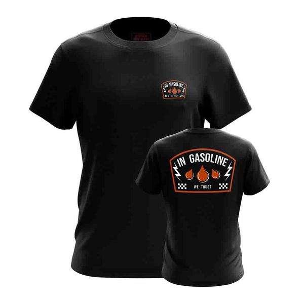 In Gasoline We Trust T-Shirt