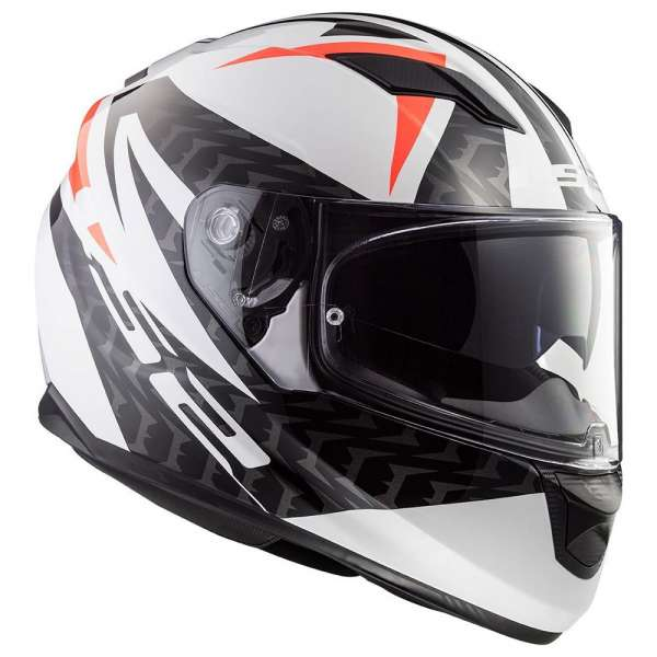 LS2 FF320 Stream Evo Commander Helm