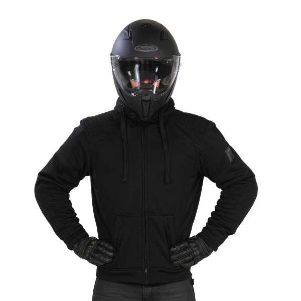 Motorrad Hoodie Blackster