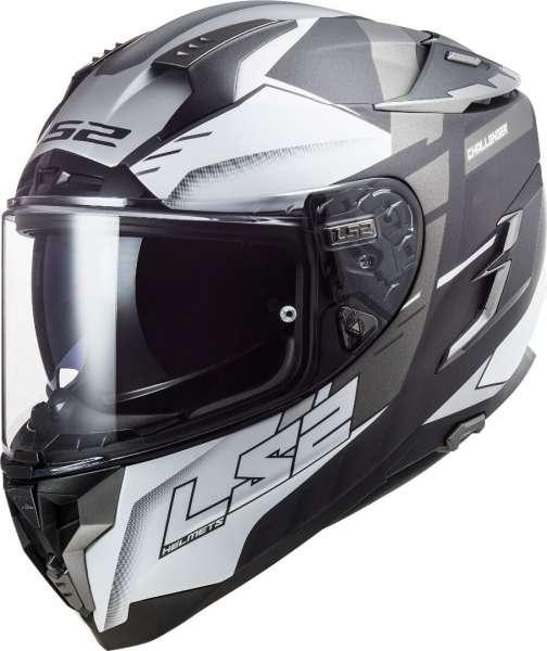 LS2 FF327 Challenger Allert Helm
