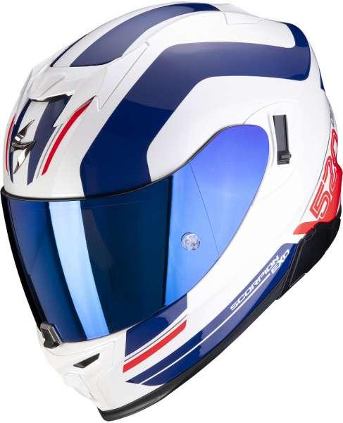 Scorpion EXO-520 Air Lemans Helm