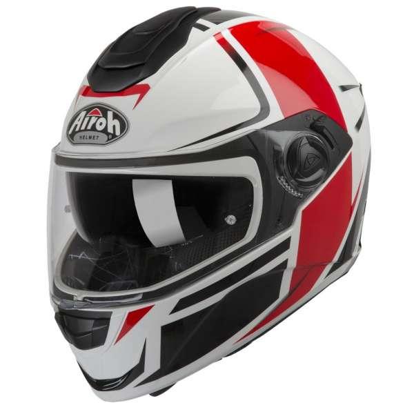 Airoh ST 301 Wonder Helm weiß-rot