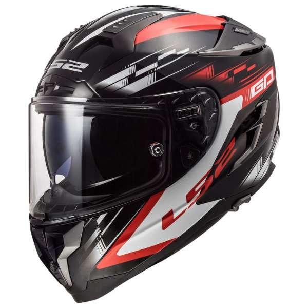 LS2 FF327 Challenger GP Helm