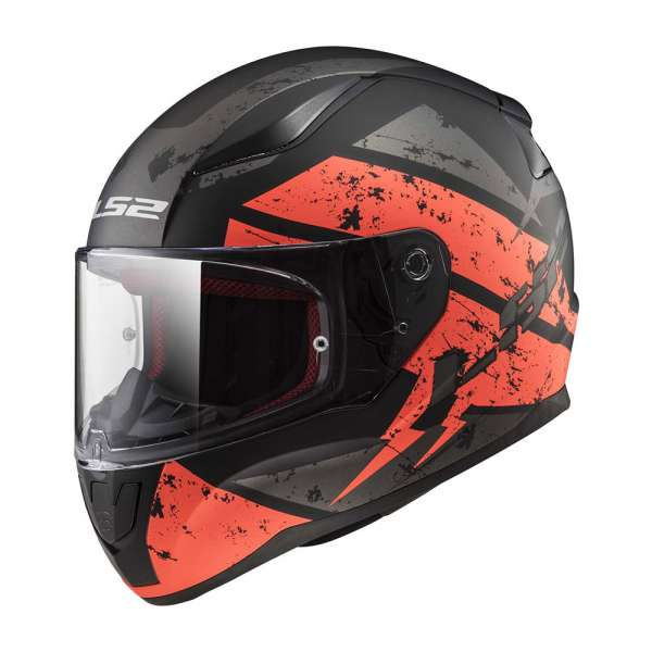 LS2 Rapid Deadbolt FF353 Helm