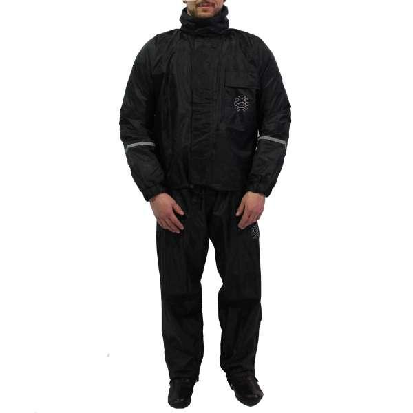 "Regenkombi ""Black-Rain-Suit"""