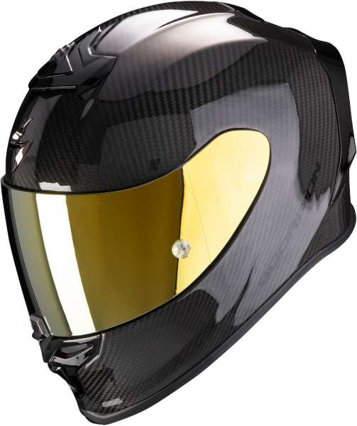 Scorpion EXO R1 Carbon Air Solid Motorradhelm