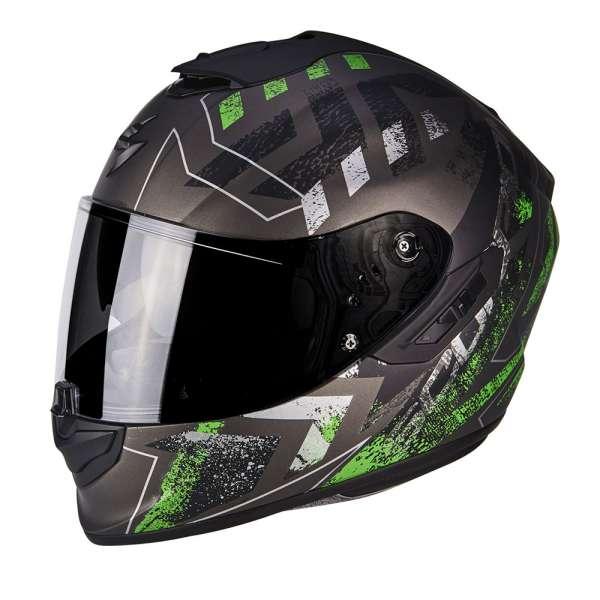Scorpion EXO-1400 AIR Picta green