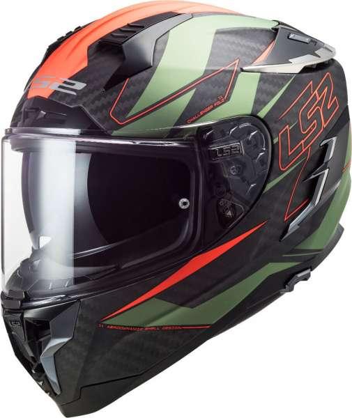 LS2 FF327 Challenger Fold Carbon Helm
