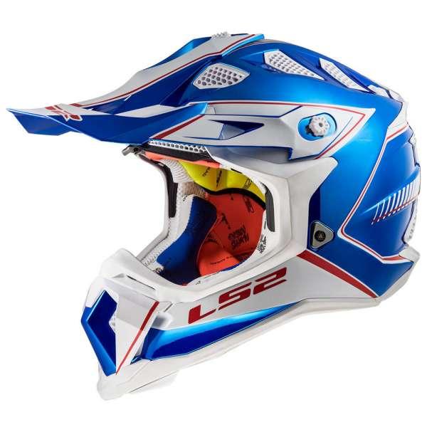 LS2 MX470 Subverter Power Motocross Helm