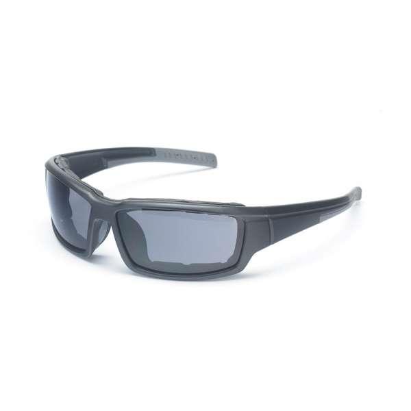 Milwaukee Biker Brille rauchgrau Motorradbrille