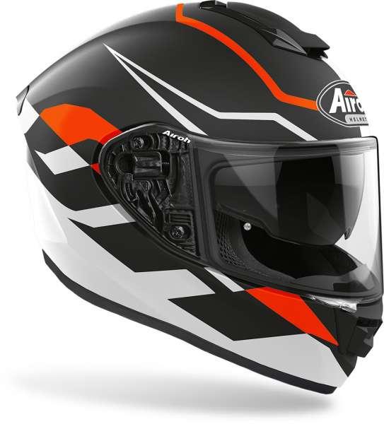 Airoh ST 501 Frost Orange Motorradhelm